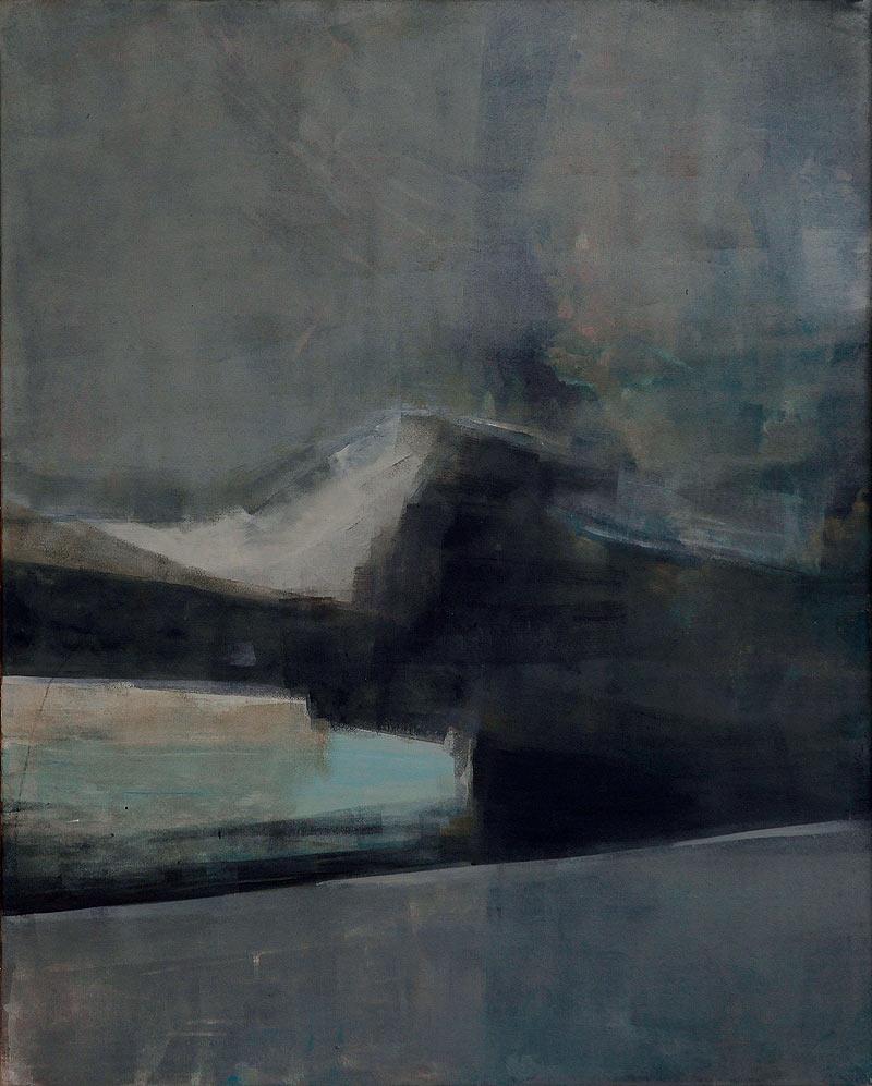 Adoración Martín Galache - Óleo sobre lienzo - 100x81 cm