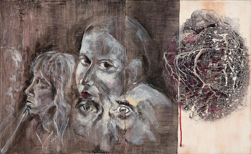 Sonia Rubio Pascual - Temple Graso - 80x49 cm