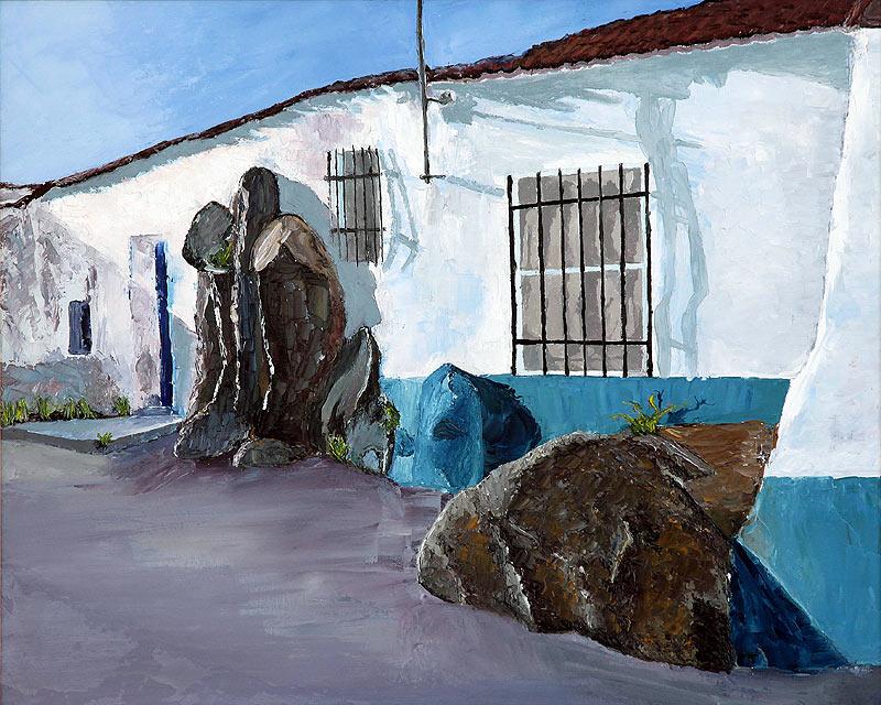 Eloisa Adámez Villar - Óleo a paleta y pincel - 73x60 cm