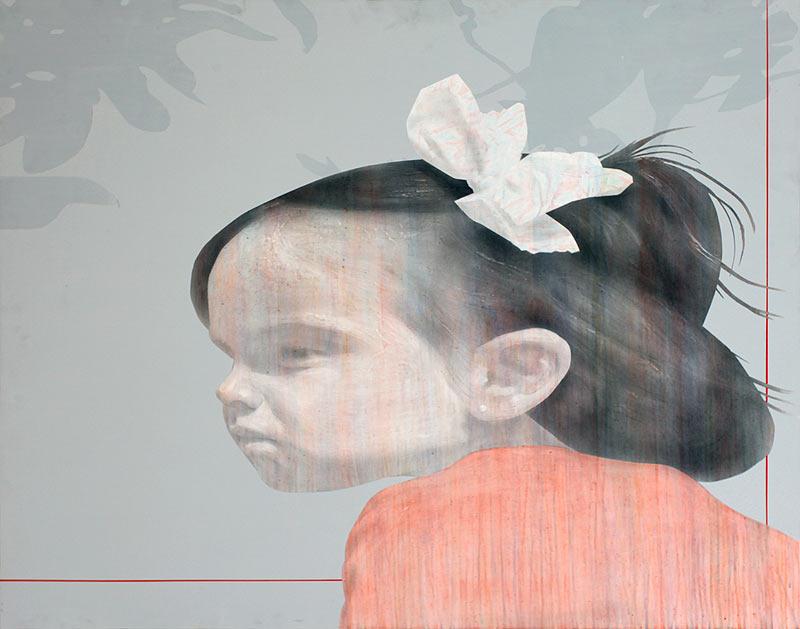 Katsumi Tsue - Mixta - 114x145 cm