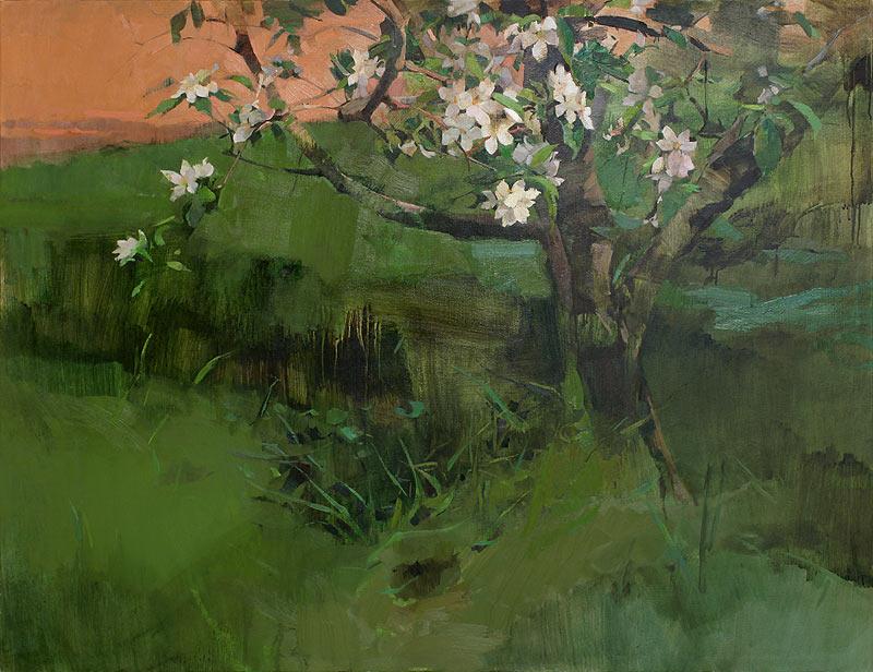 Sergio del Amo Saiz - Óleo sobre lienzo - 146x114 cm