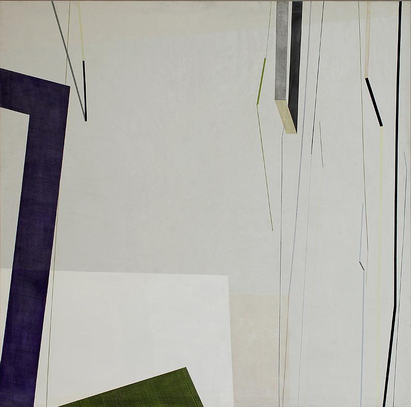 Dolores Berenguer Suárez - Acrílico sobre lienzo - 140x140 cm