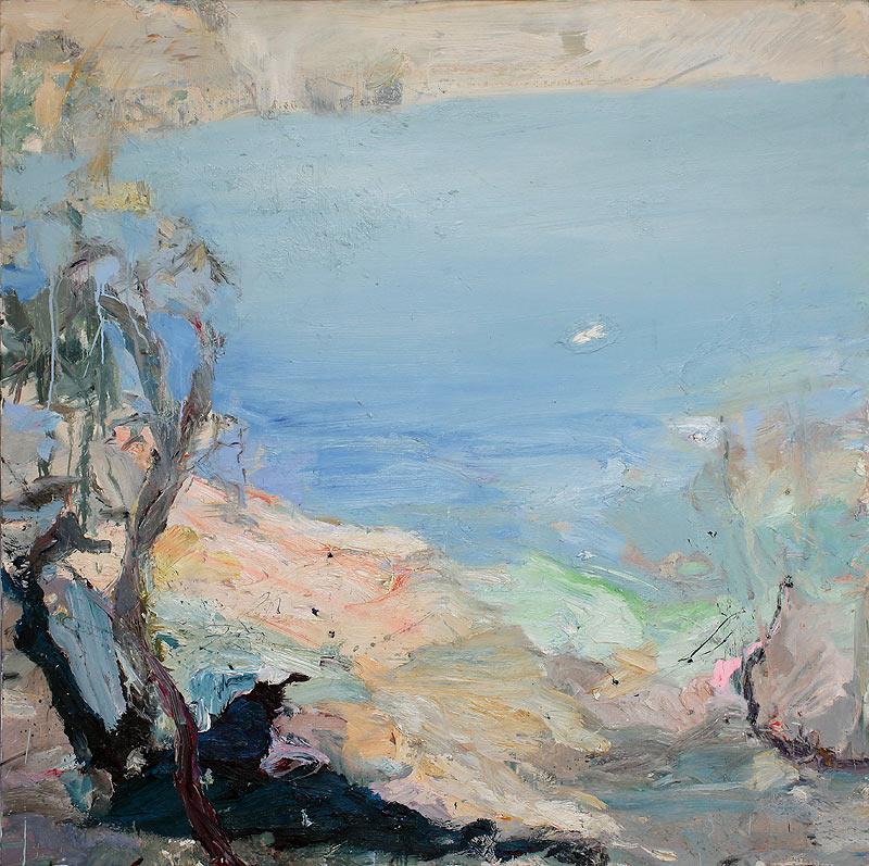 Ismael Lagares Díaz - Óleo lino sobre bastidor - 146x146 cm