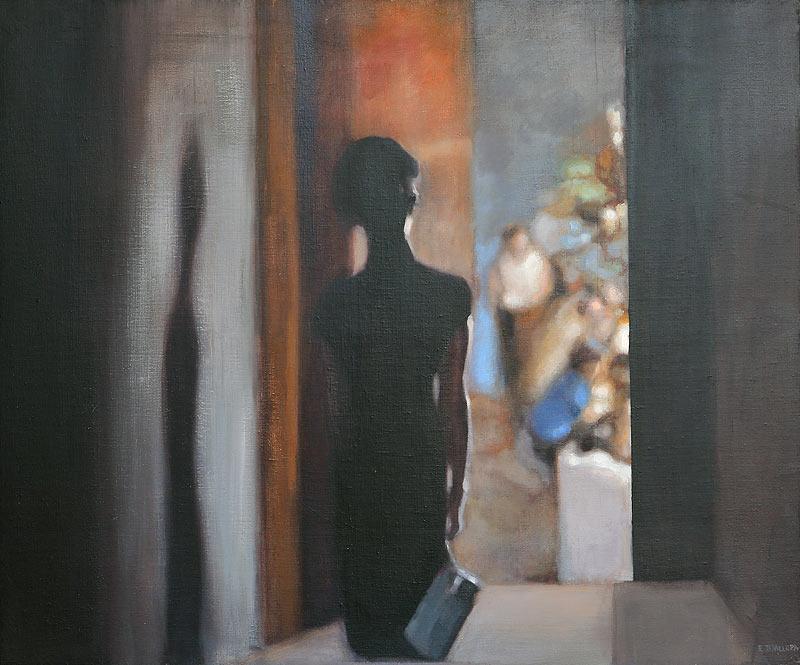 Eva Borrás Villora - Óleo sobre lienzo - 100x120 cm