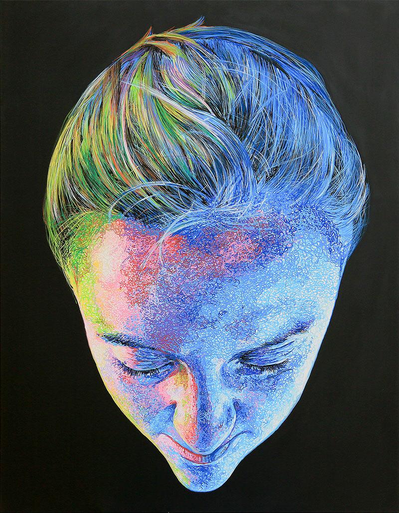Fernando Jiménez Fernández - Acrílico sobre lienzo - 146x114 cm