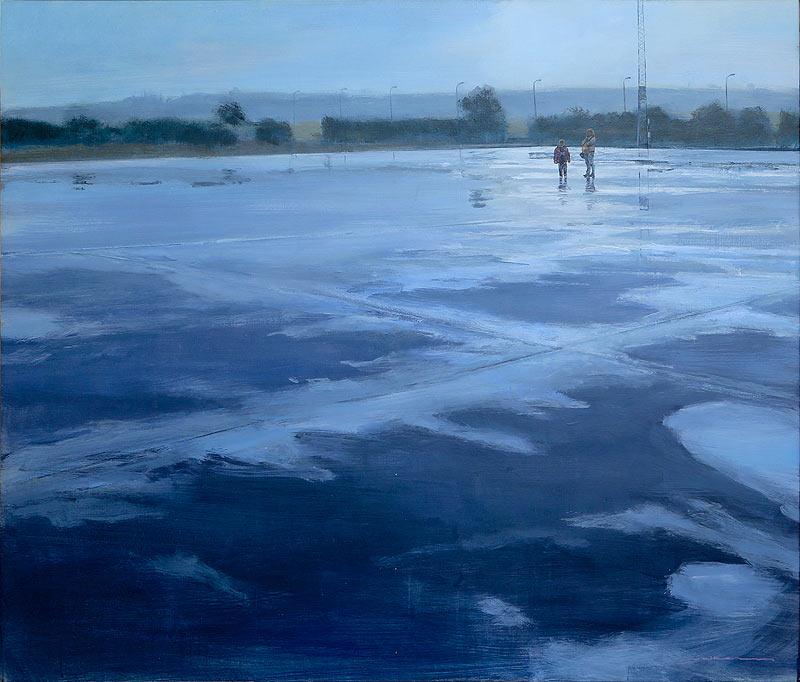 Guillermo Ferri Soler - Acrílico sobre tabla - 129,7x150 cm