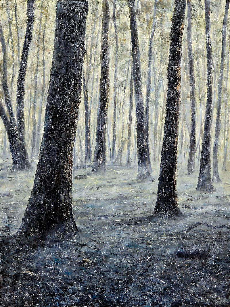 José Carlos Fernández Moreno - Mixta sobre lienzo - 130x97 cm