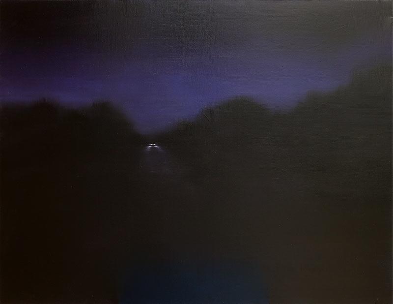 Marcello Magnato - Óleo sobre lienzo - 120x150 cm