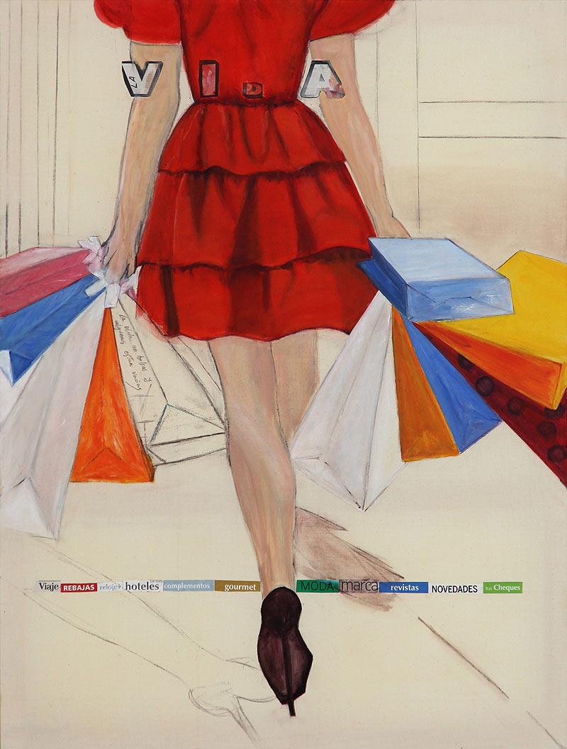 Clara Isabel Izquierdo Marcos - Óleo sobre lienzo - 97x130 cm