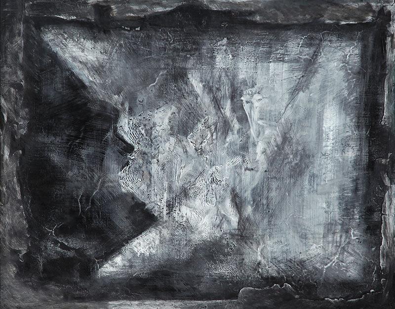 Carlos Antonio Terroso Conejero - Mixta sobre tablero - 146x114 cm