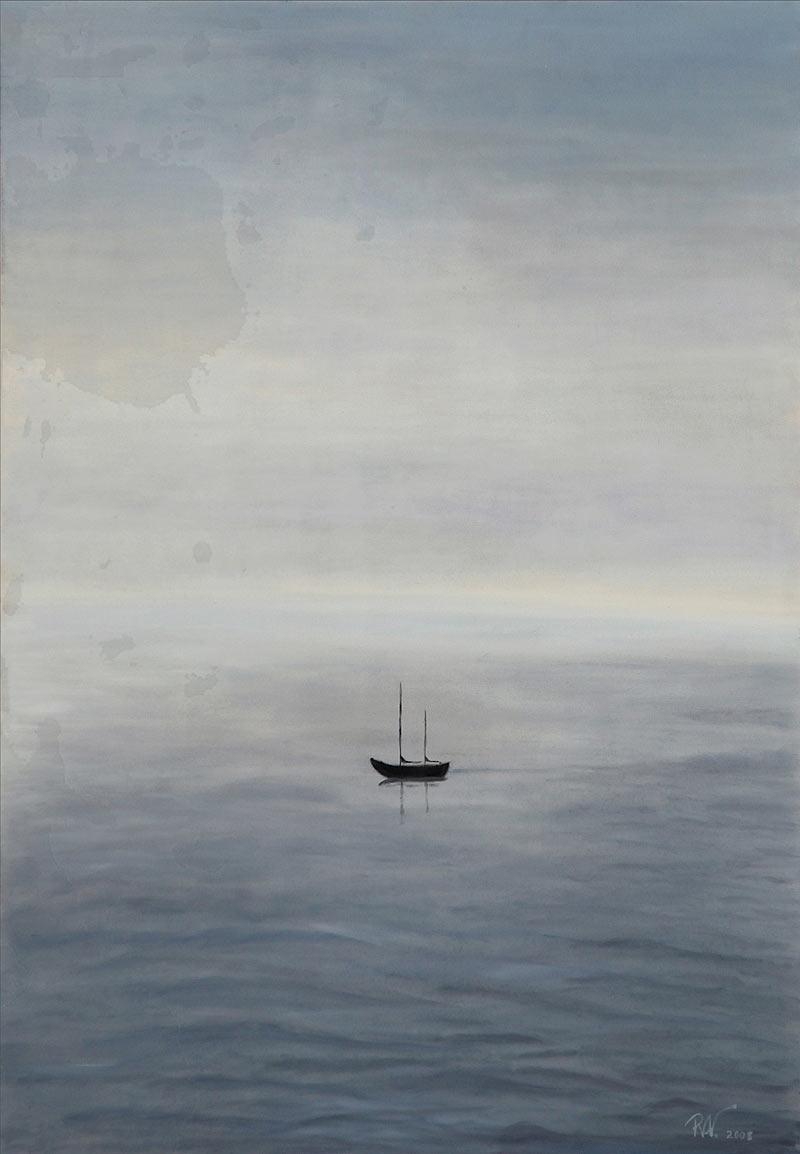 Raquel Ardila Vaca - Óleo sobre lienzo - 78x112 cm