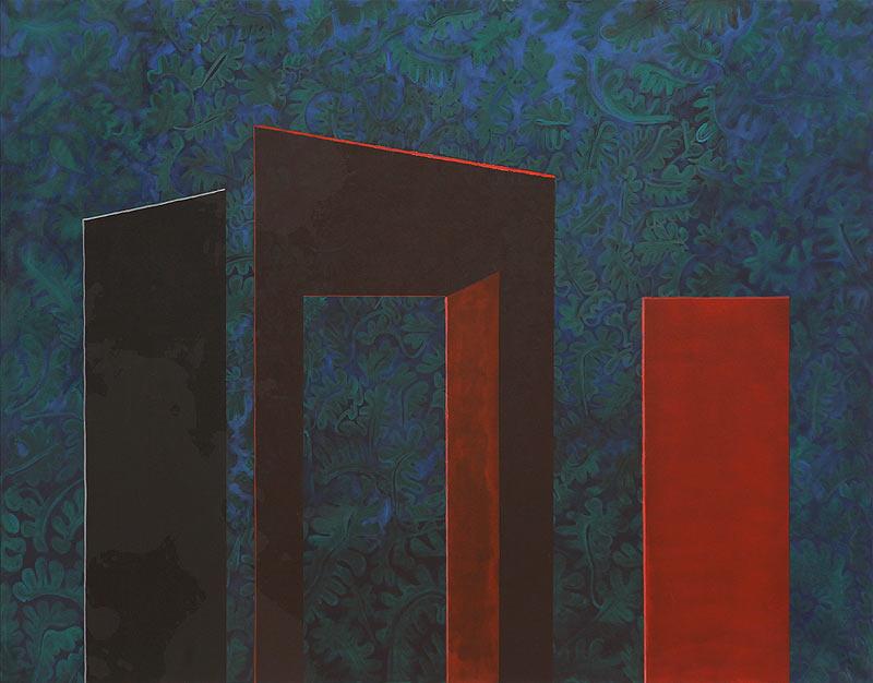 Valentín Batalla Batalla - Acrílico sobre lienzo - 146x114 cm
