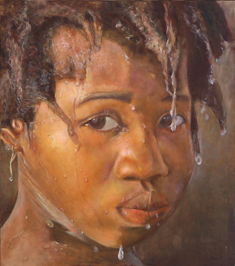 Arturo Cámara García - Óleo sobre lino - 130x146 cm