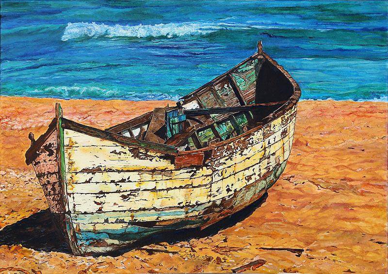 El bote