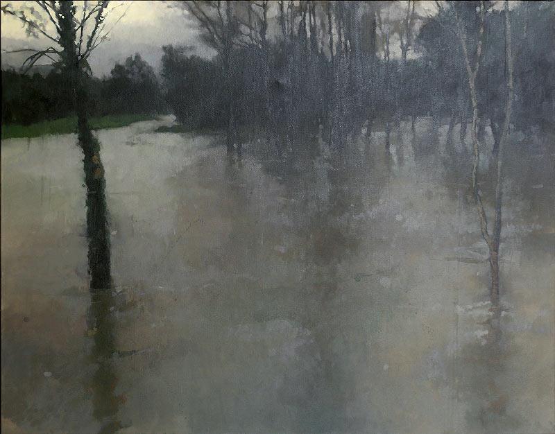 El paisaje fluido