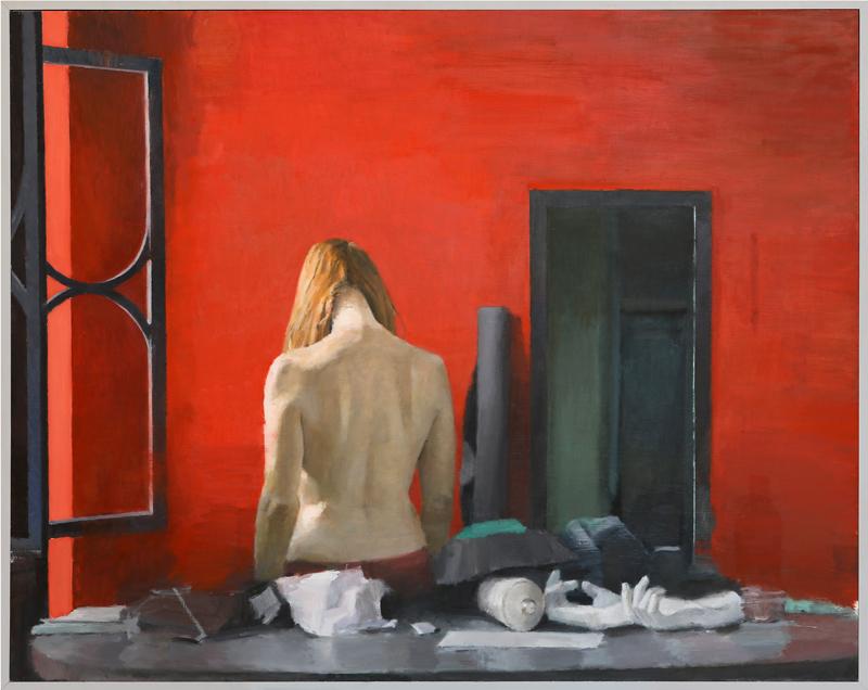 Jesús Puente Carretero -  122 x 97 cm