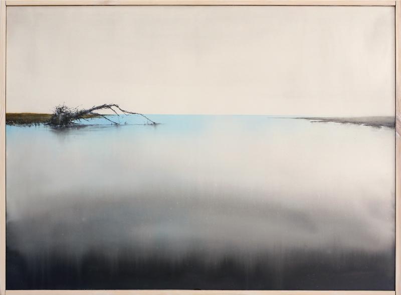 Ki Hong Chung 110 x 146 cm