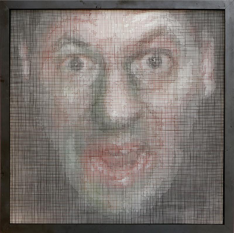 Melchor Balsera Maldonado - Mixta 100 x 100 cm