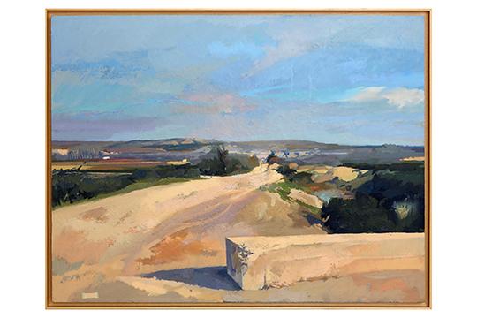 Francisco Javier Garrido Romanos - Óleo sobre tabla - 97 x 122 cm