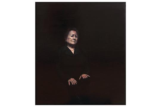 Sergio Romero Linares - Óleo sobre lino - 150 x 130 cm