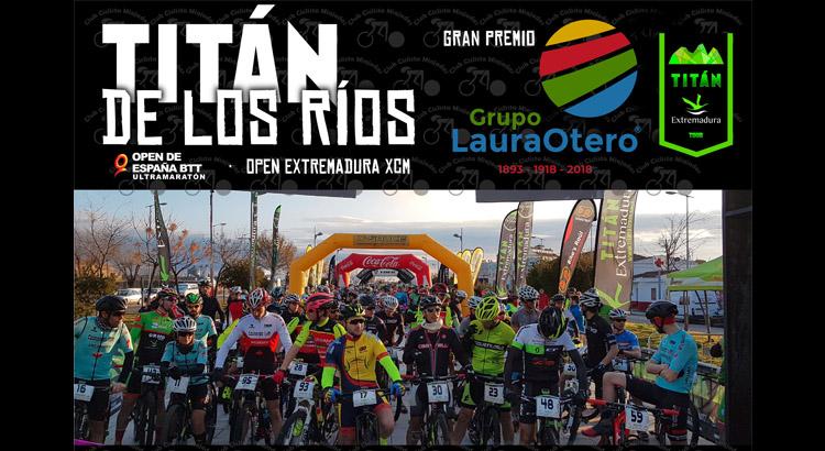 Cartel Titan de los Rios Grupo Laura Otero