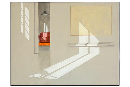 Francisco Carpena Muñoz - Acrílico sobre tablero - 115x150