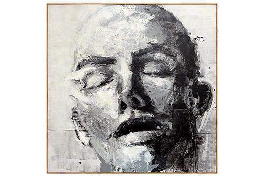 Guillermo Ferri Soler - Acrilíco sobre tabla - 150x150