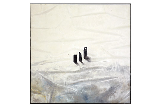 Bernabe Fernández Llana - Acrilíco sobre tela - 146x146