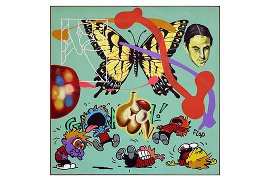 Jesús Pizarro Cañamero - Mixta sobre lienzo - 150x150
