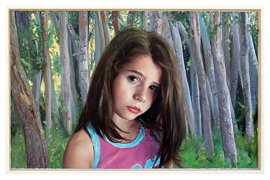 Leonor Solans Gracia - Óleo sobre lienzo - 97x146
