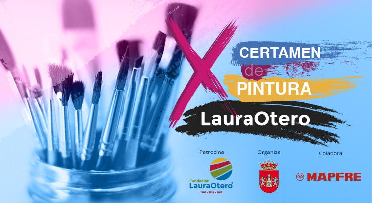 POST X CERTAMEN PINTURA LAURA OTERO