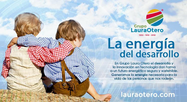 Laura Otero anuncio